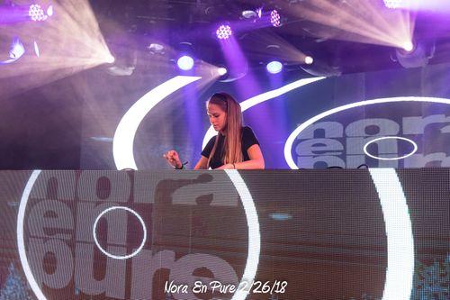 Nora En Pure 2/26/18