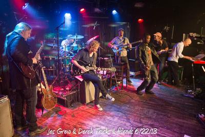 Jes Grew & Derek Trucks & friends 6/22/13