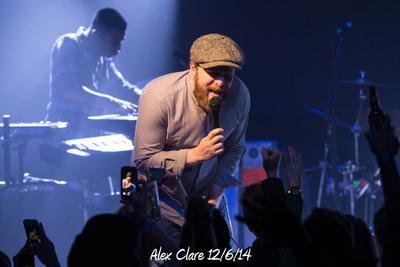 Alex Clare 12/6/14