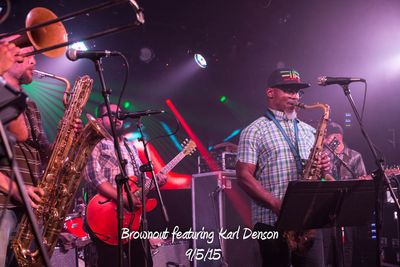 Brownout featuring Karl Denson 9/5/15