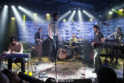 The Revivalists 2/6/14