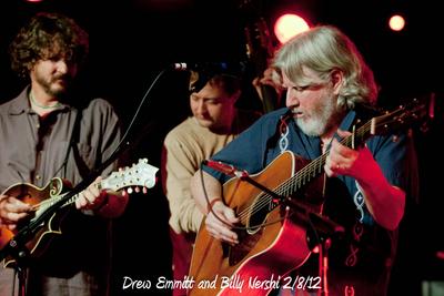 Drew Emmitt and Billy Nershi 2/8/12
