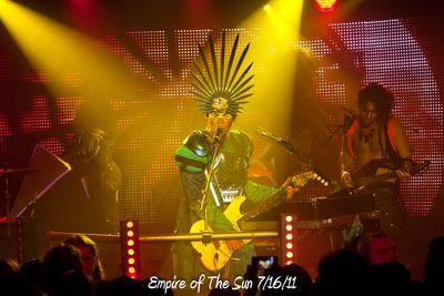 Empire of The Sun 7/16/11