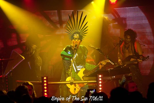 Empire of The Sun 7/16/11