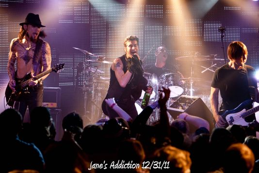Jane's Addiction 12/31/11