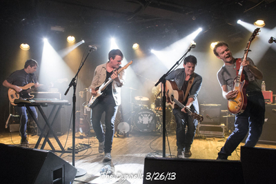 The Dunwells 3/26/13