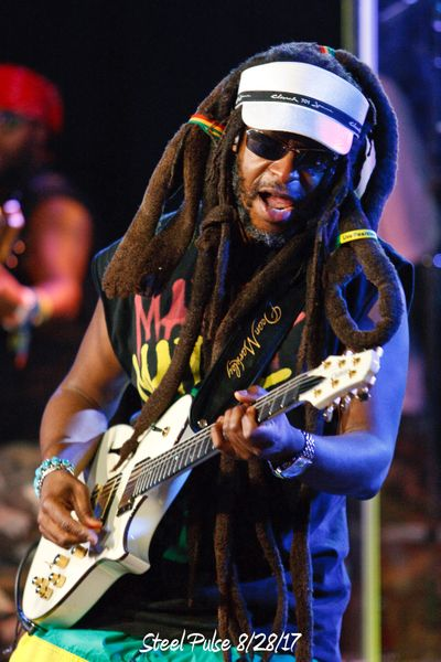 Steel Pulse web 8/28/17