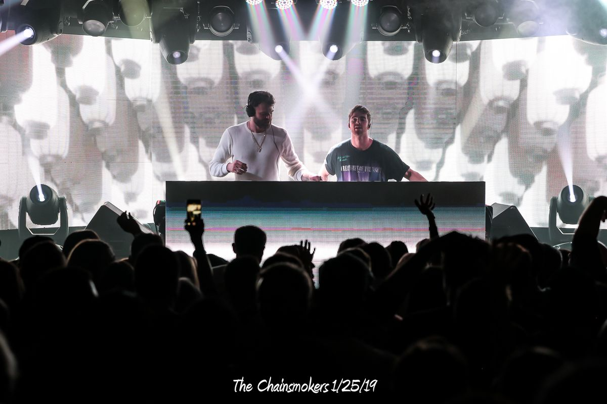 The Chainsmokers 1/25/19