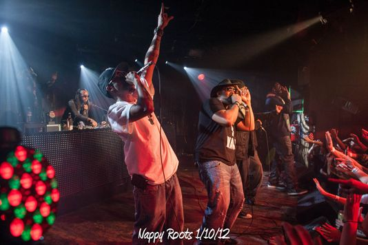 Nappy Roots 1/10/12