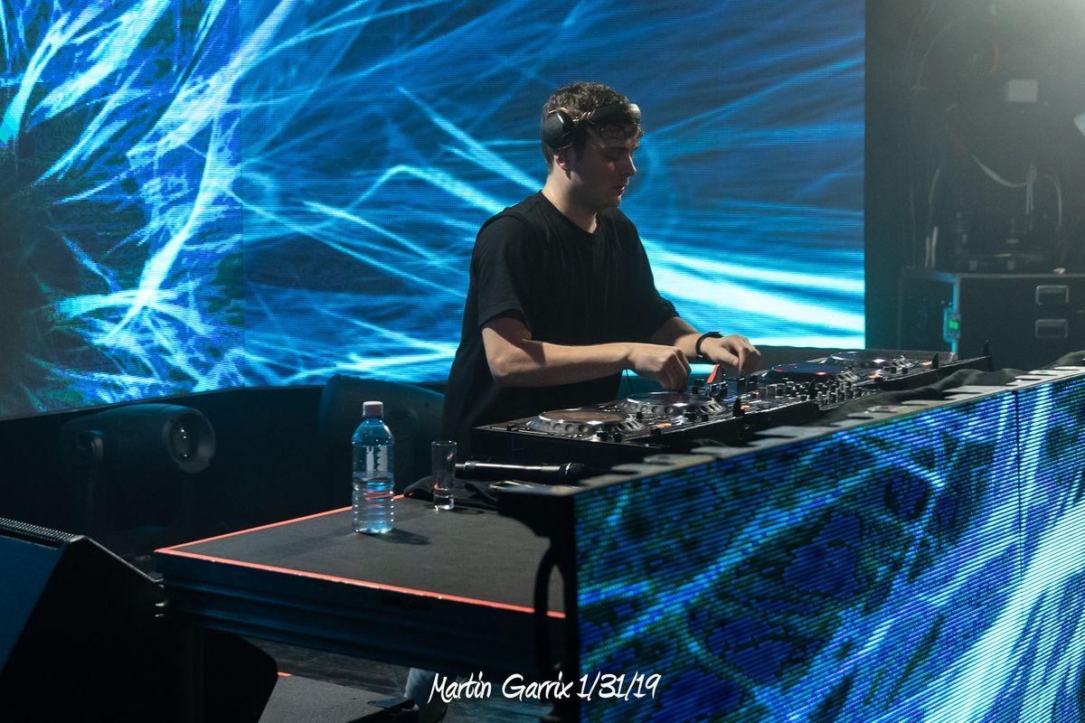 Martin Garrix 1/31/19