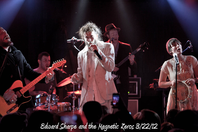 Edward Sharpe and the Magnetic Zeros 3/22/12
