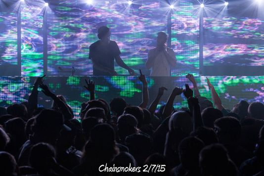 Chainsmokers 2/7/15
