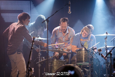 Weezer 12/27/13