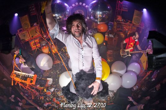 Flaming Lips 12/27/10