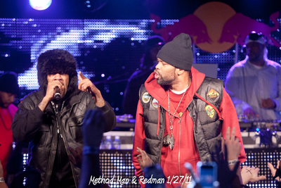 Method Man & Redman 1/27/11