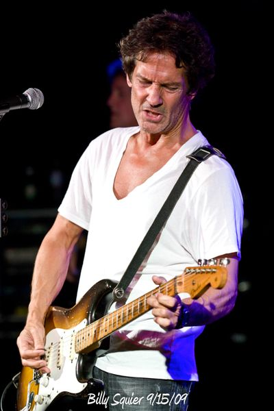 Billy Squier 9/15/09