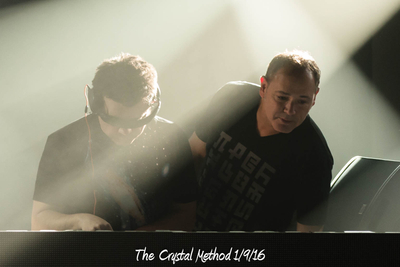 The Crystal Method 1/9/16