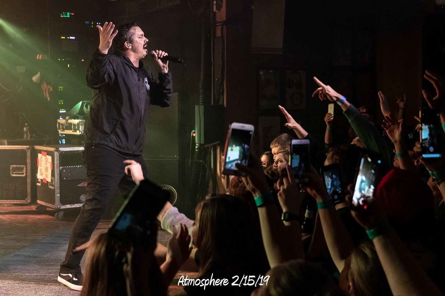 Atmosphere 2/15/19