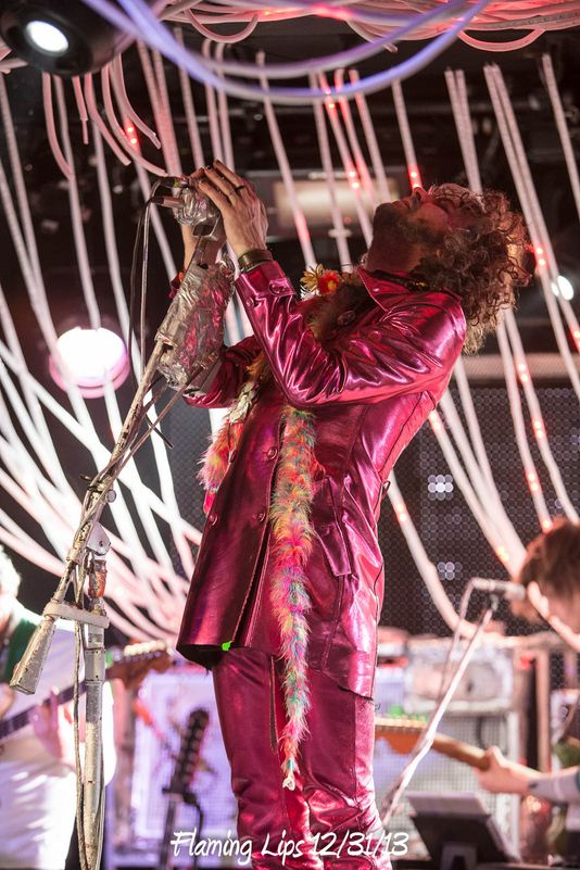 Flaming Lips 12/31/13