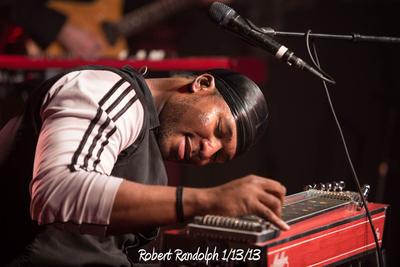 Robert Randolph 1/13/13