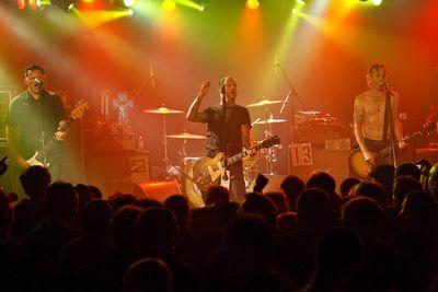Social Distortion 9/23/09