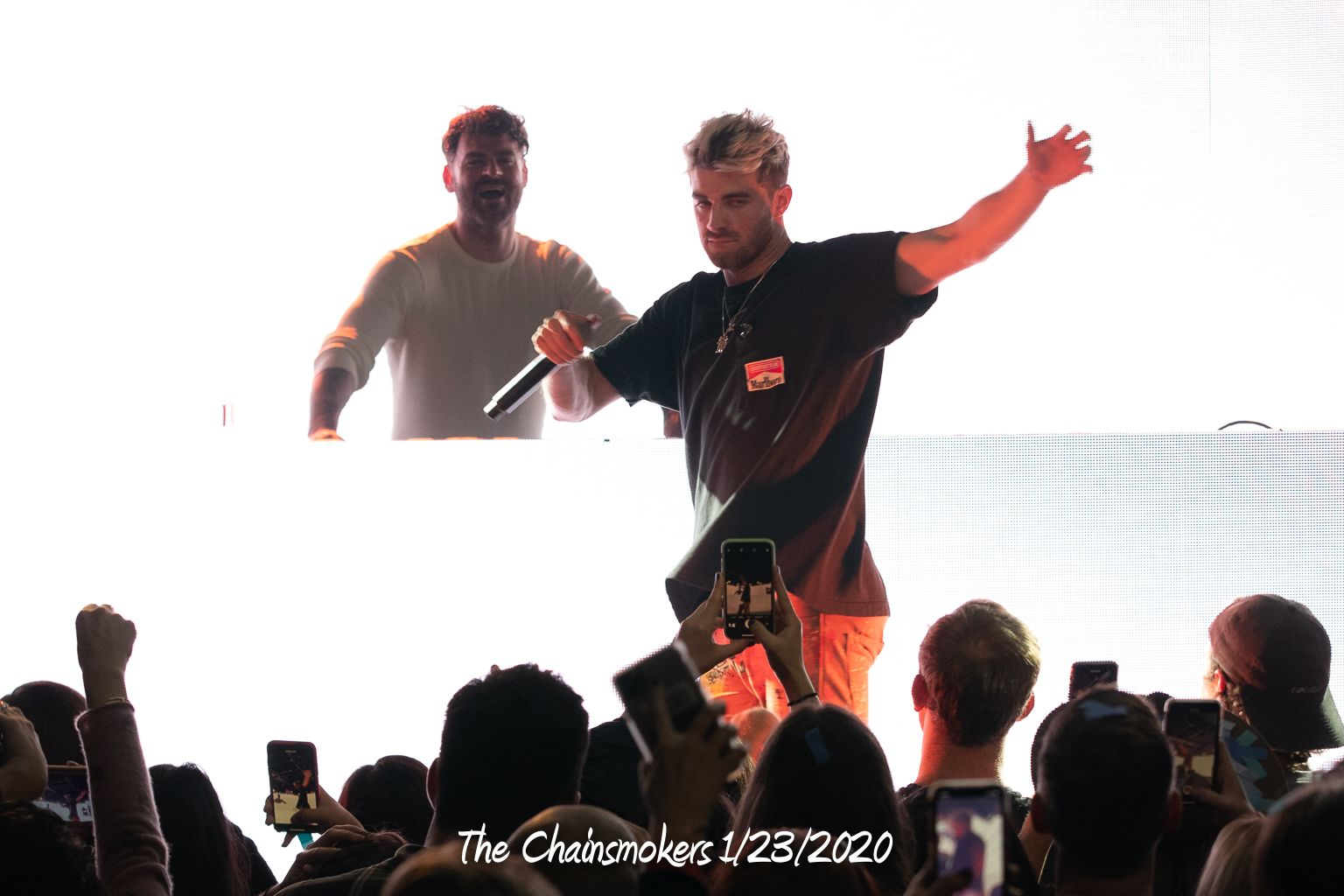 The Chainsmokers 1/23/2020