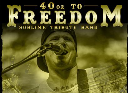 40 oz. to Freedom
