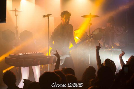 Chromeo 12/31/15