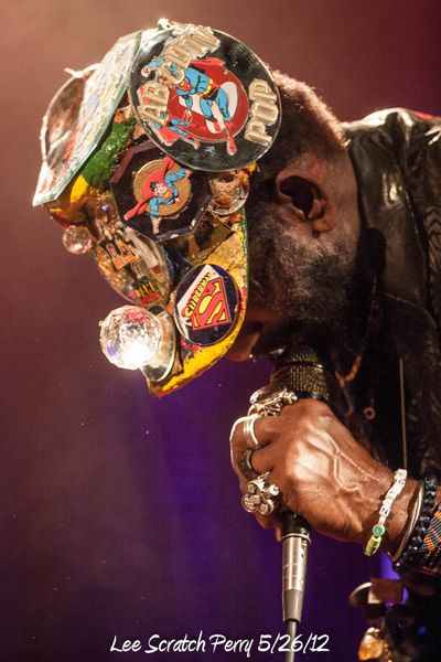 Lee Scratch Perry 5/26/12