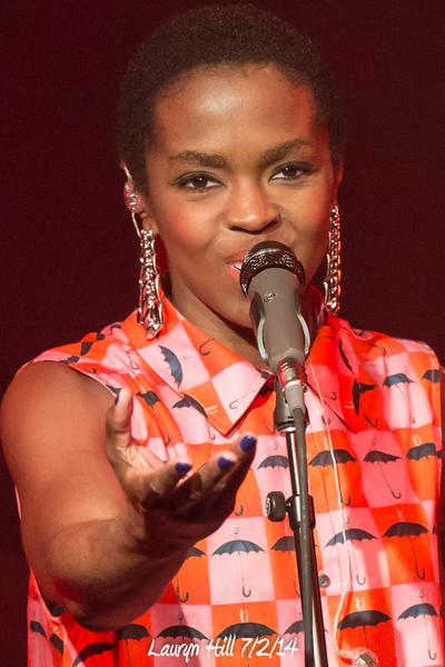 Lauryn Hill 7/2/14