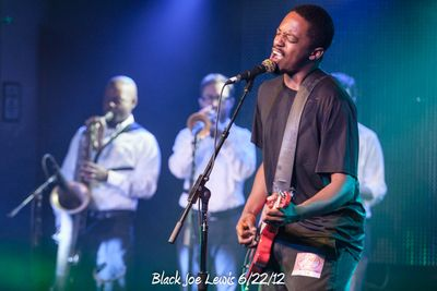 Black Joe Lewis 6/22/12