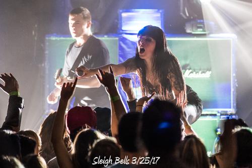 Sleigh Bells 3/25/17