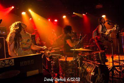 Dandy Warhols 6/12/13