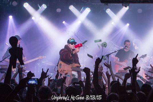 Umphrey's McGee 3/13/15