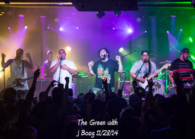 The Green with J Boog 11/28/14
