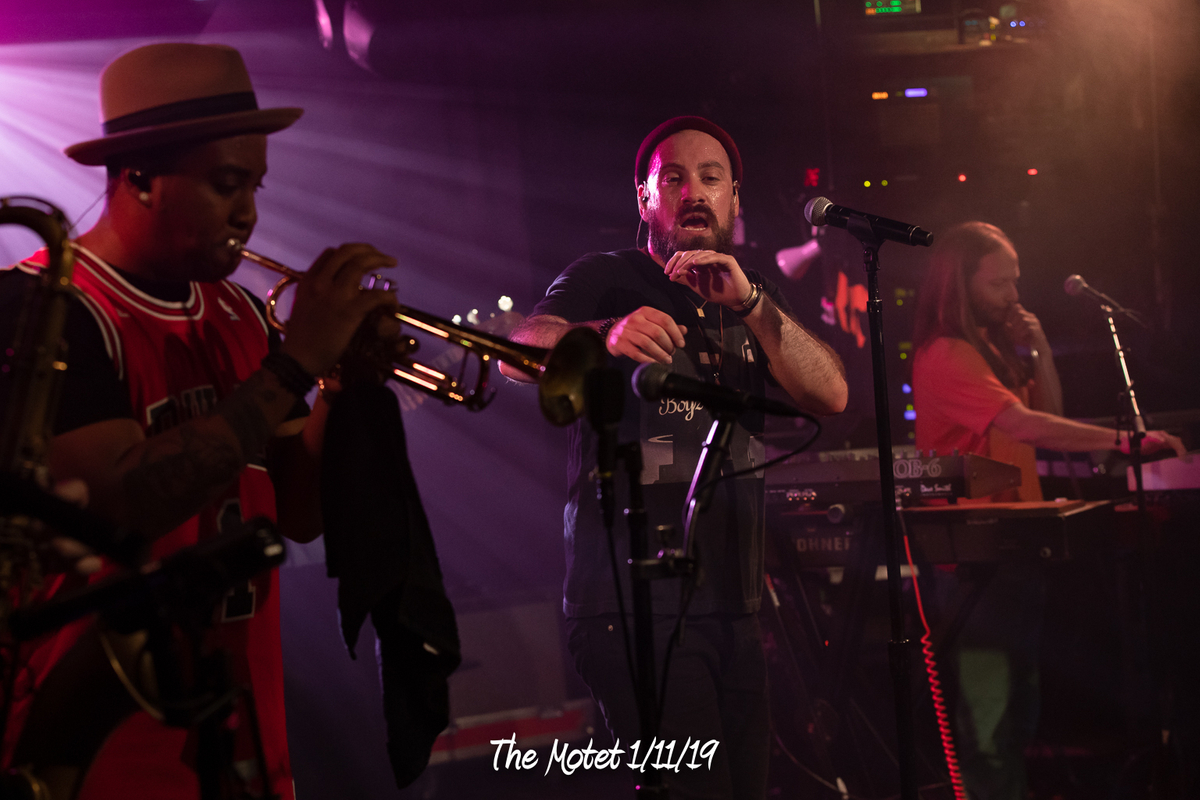 The Motet 1/11/19