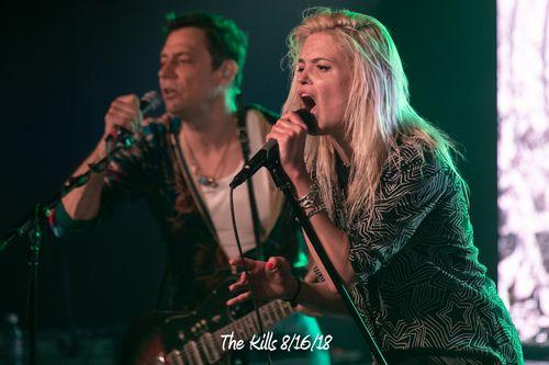 The Kills 8/16/18