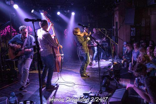 Infamous Stringdusters 2/24/17