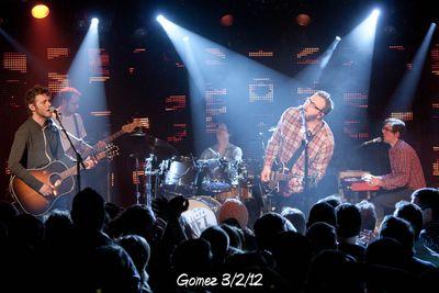 Gomez 3/2/12