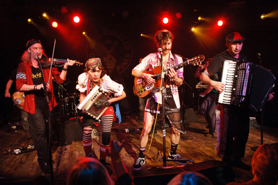 Gogol Bordello 4/1/06