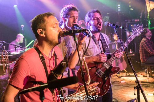 The Revivalists 2/3/17
