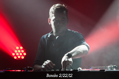 Bonobo 2/22/12