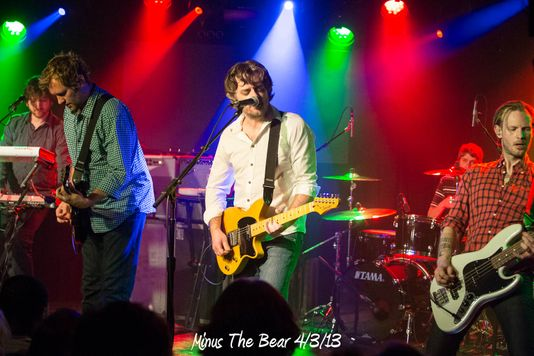 Minus The Bear 4/3/13