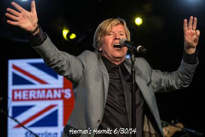 Herman's Hermits 6/30/14