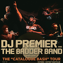 DJ Premier + the Badder Band