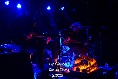 Les Claypool Duo De Twang 2/19/15