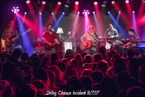 String Cheese 3/7/17