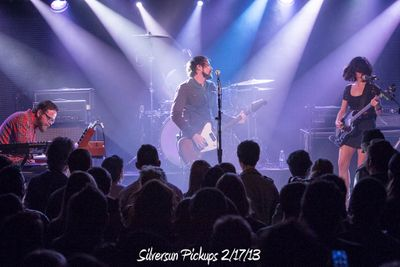 Silversun Pickups 2/17/13