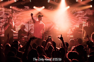 The Dirty Heads 8/15/16