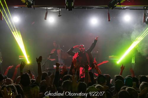 Ghostland Observatory 9/22/17